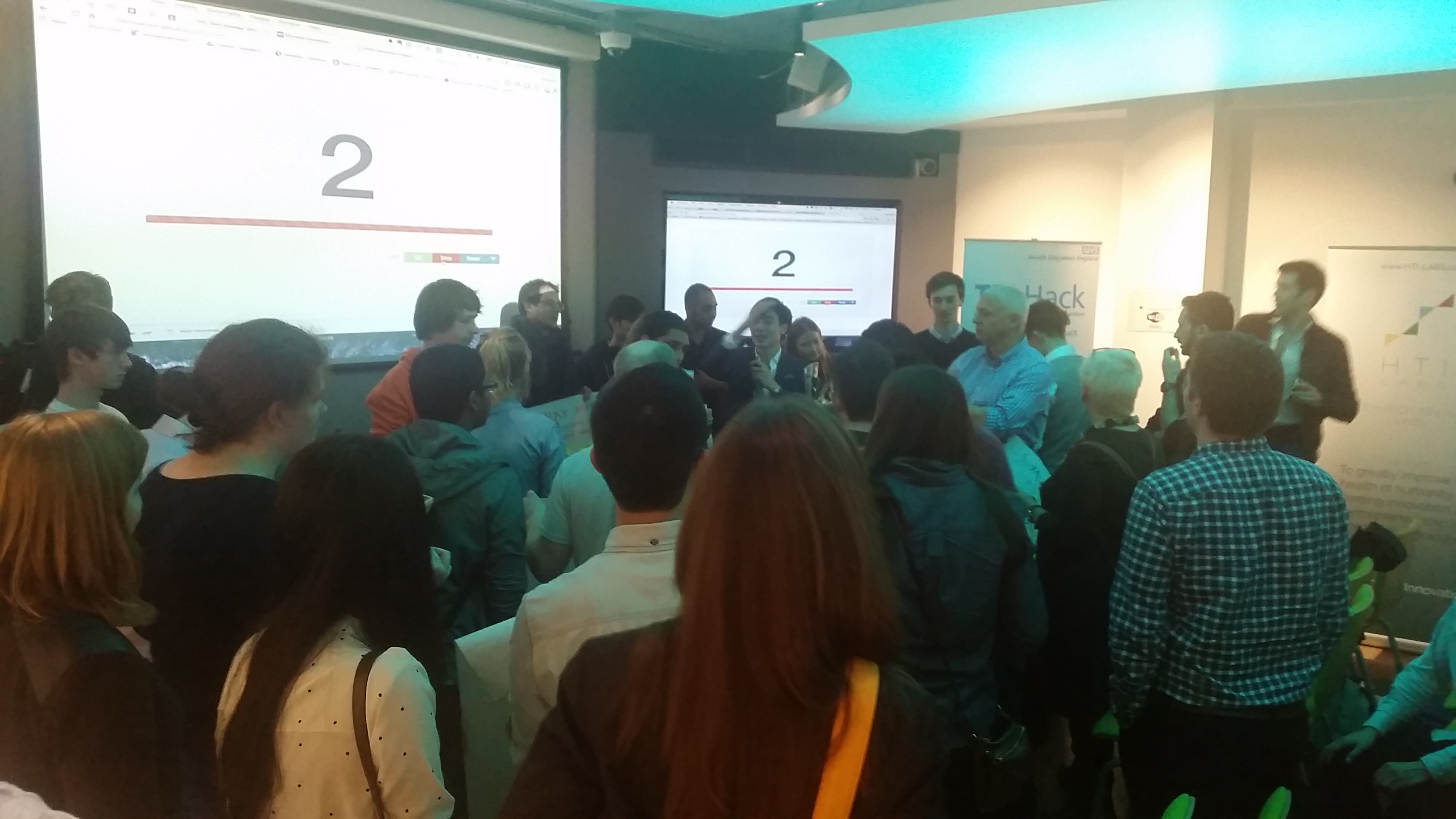 Hackathon Launch Event